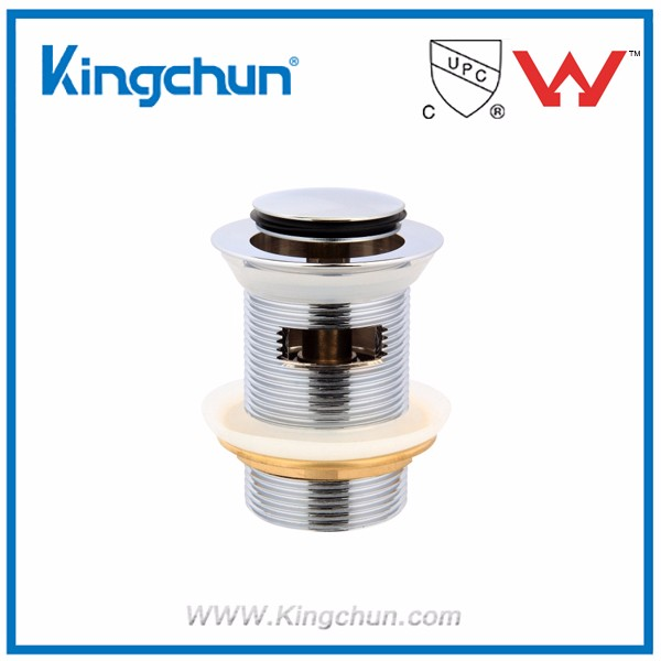 Brass waste for wash basin K280