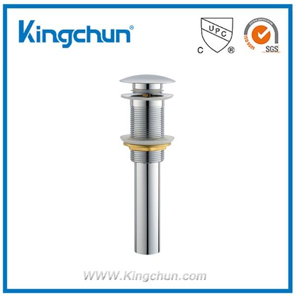 Brass waste for wash basin K831D