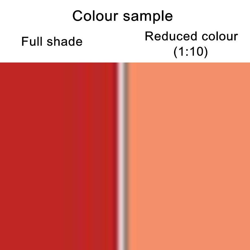 Molybdate Chrome Red C.I.P.R 104(107)