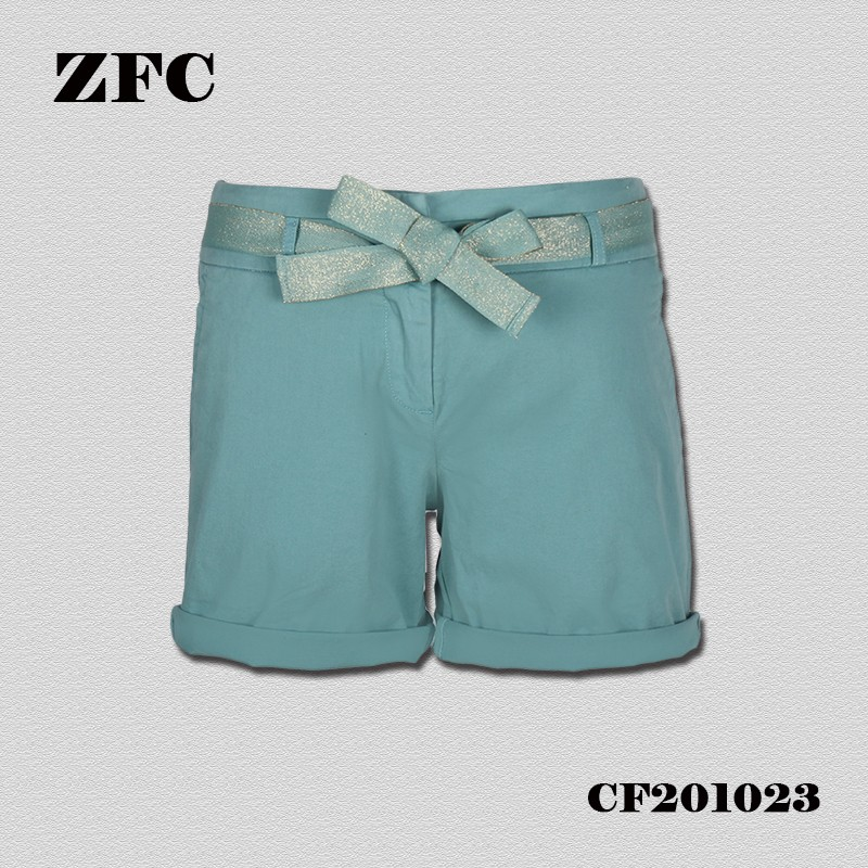 Colorful Shorts For Ladies