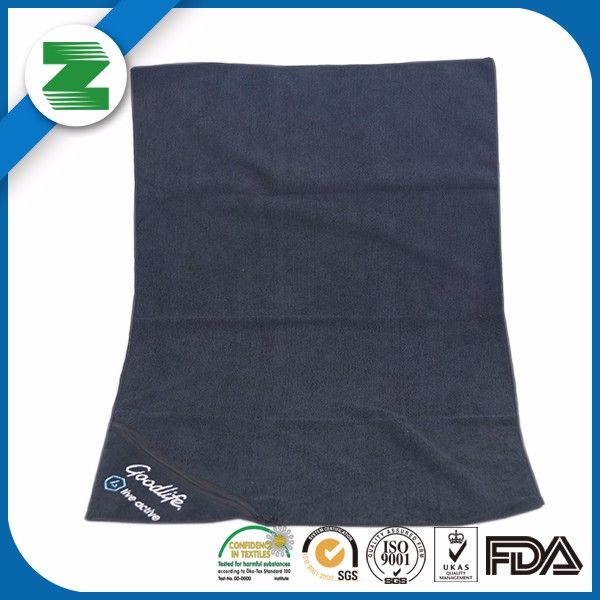 High quality microfiber sports towel
