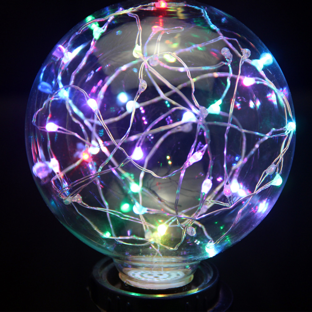 Led Fairy String Light With Shell