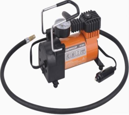 Air Compressor Inflator Portable 12v Pump Car 140 PSI Tire Pressure