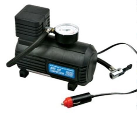Air Compressor Inflator Portable 10v Pump Car 250 PSI Tire Pressure with 16mm cylinder