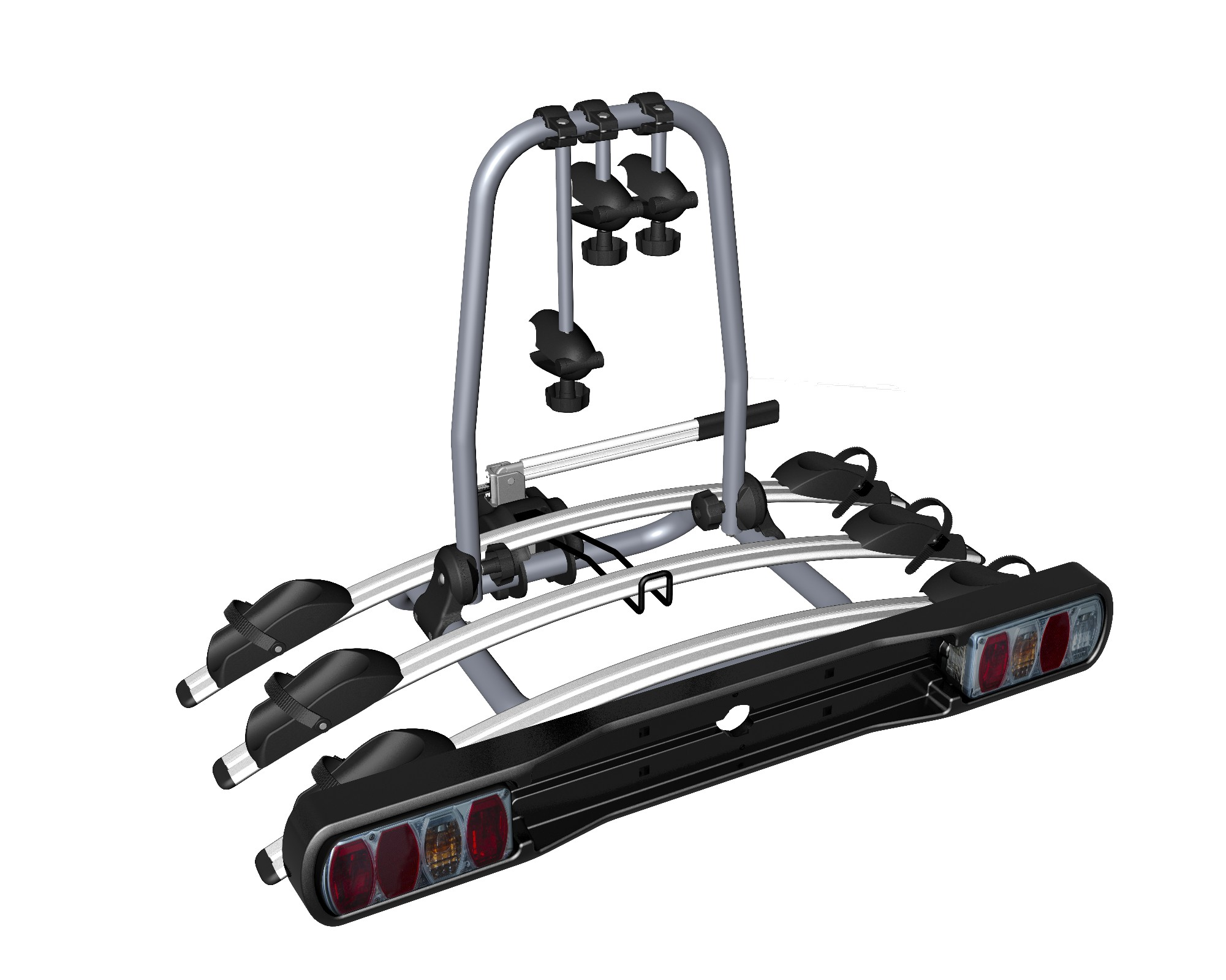 rear mounted bike carrier