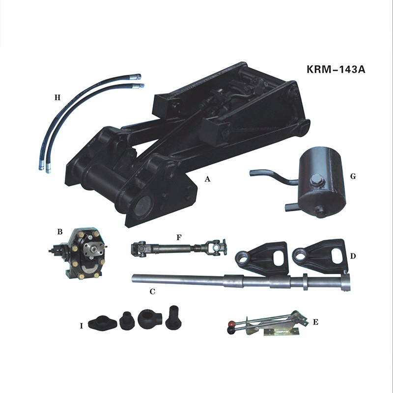 krm-160c HOISTING FRAME