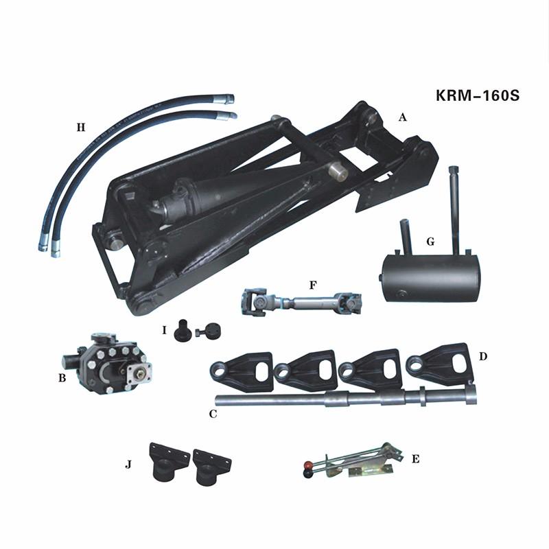 krm-160s HOISTING FRAME