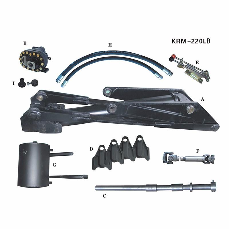 krm-220LB HOISTING FRAME