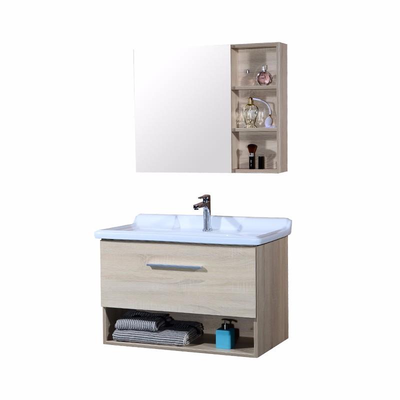 Orans Modern Furniture,Bathroom vanity with Mirror BC-2025