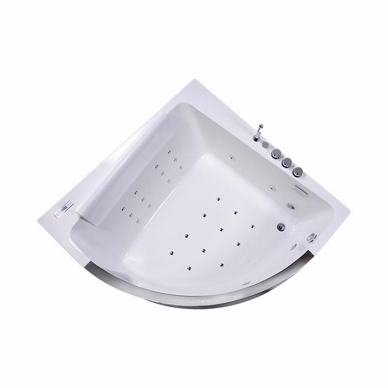 Orans Factory Wholesale Whirlpool Air Massage Bathtub BT65107