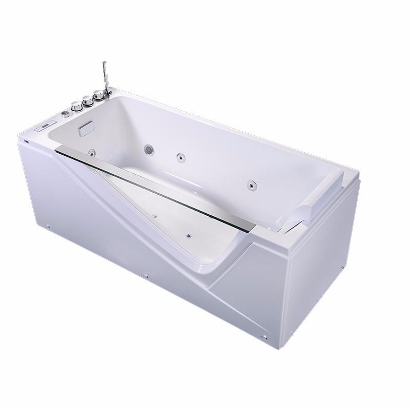 Orans Factory Wholesale Whirlpool Air Massage Bathtub BT-65108L