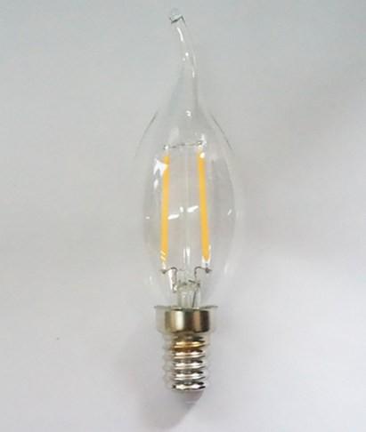 Led bulb BA35 E14