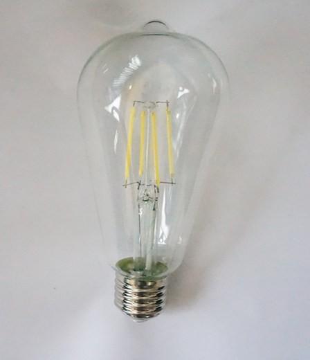 Led bulb ST64 E27