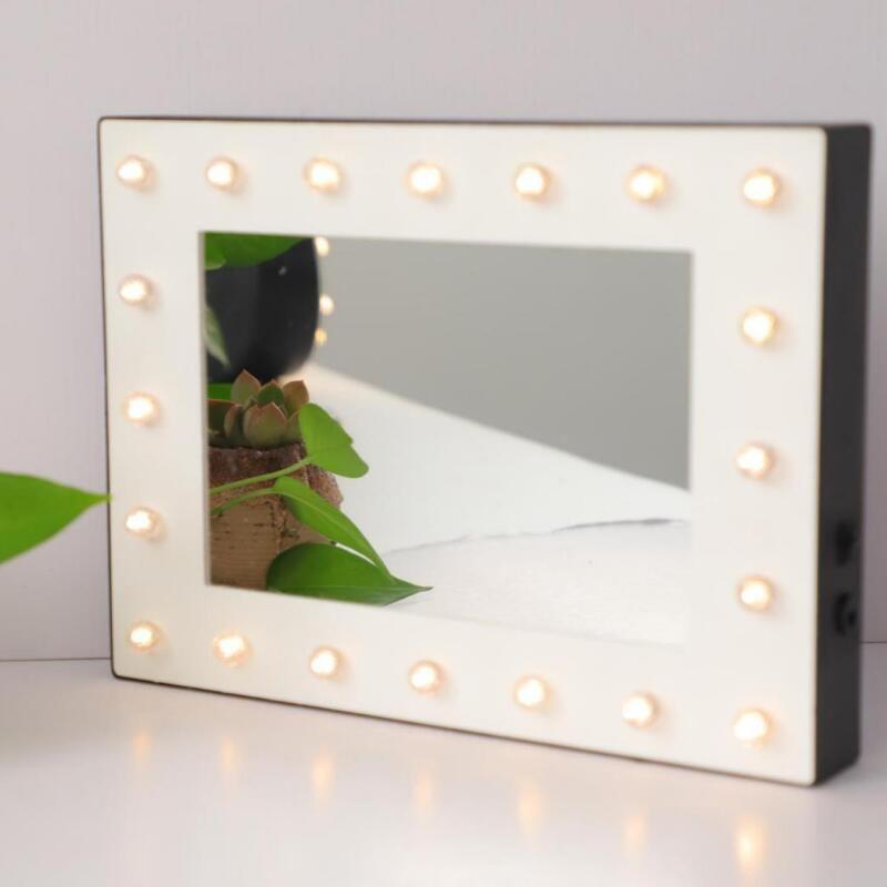A4 DIY MIRROR LIGHT BOX