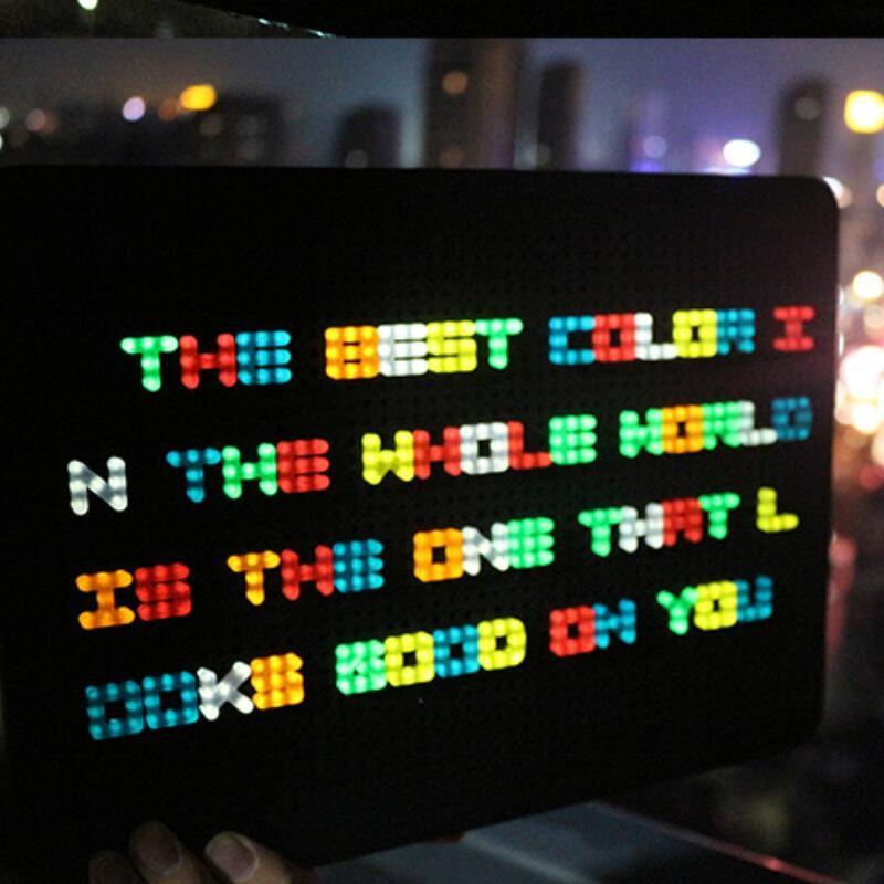 A4 DIY LIGHT BOX 4