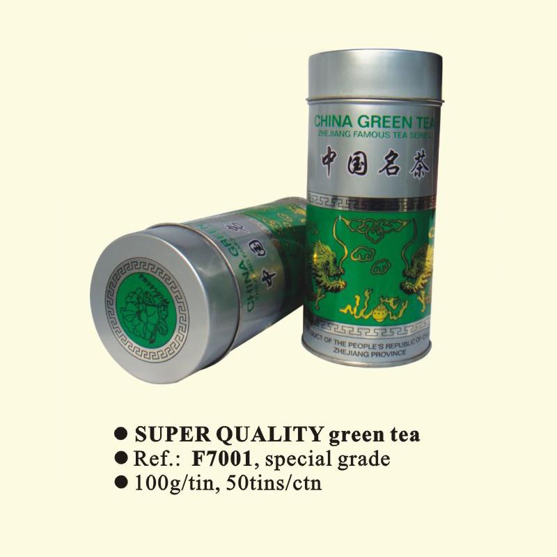SUPER QUALITY green tea