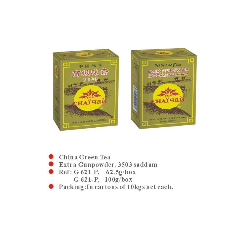 China green tea  Extra Gunpowder ,3503 saddam