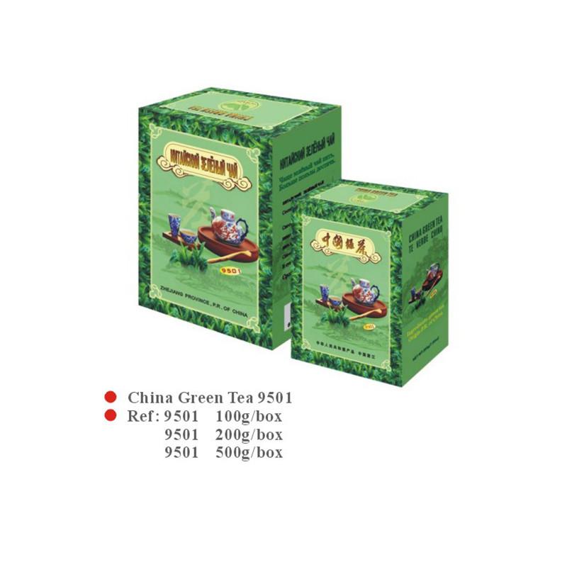 China green tea 9501