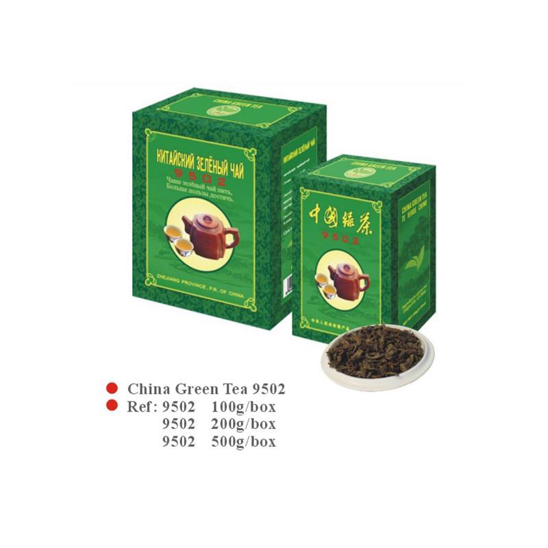 China green tea 9502